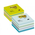 Post-it kubusblok 76x76mm - 1 pakke