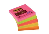 Post-it blok 654-SN(76x76mm), Super Sticky - 5 stk