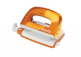 Hulapparat Leitz WOW mini, orange 10 ark - 1 stk