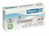 Staples Strong 24/6 Galvanized - 1 pkk