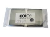 Stempelpude Colop 6/2300 Sort - 2 stk.