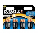 Batteri Duracell MX1500, Ultra Power LR6 AA - 8 stk.