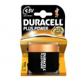 Batteri Duracell 4,5V, Power Plus 3LR12  - 1 stk