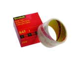 Bogtape 845 50mmx14m - 1 rulle