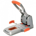 Hole Punch HDC150 2h/150 sheets Silver/Orange 1 stk