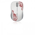 RAPOO 3100P 5G Wireless Mid Level 3 key Mouse White