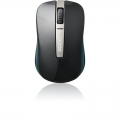 RAPOO 6610 Bluetooth Dualmode mouse BT 3.0 + 2.4GHz Black