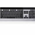 RAPOO E9270P Wireless Ultra-slim Touch Keyboard  Silver