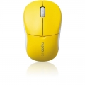 RAPOO 1090P 5G Wireless Entry Level 3 Key Mouse Yellow