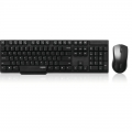 RAPOO 1830 Wireless Standard Mouse and Keyboard Set