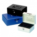 Cash box 200x148x80 Black 1 stk