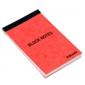 Notepad 130x80mm 50 sheets 10 stk