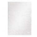 Esselte folder Standard clear textured 105my A5 100 stk