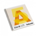 Esselte college pad A5 70g/70 sheets squared 10 stk