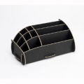 Earth organiser tray black 10 stk
