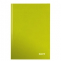 Leitz WOW notepad A4 Ruled 90g/80sh Green 6 stk