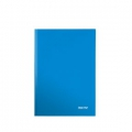 Leitz WOW notepad A5 Ruled 90g/80sh Blue 6 stk