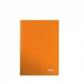 Leitz WOW notepad A5 Ruled 90g/80sh Orange 6 stk