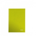 Leitz WOW notepad A5 Ruled 90g/80sh Green 6 stk