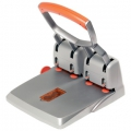 Hole Punch HDC150 4h/150 sheets Silver/Orange 1 stk