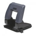 Hole Punch SP20 2h/20 sheets Press Less Black 1 stk
